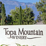 Topa Mountain Winery artwork